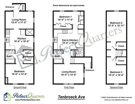 19 delightful multi level house floor plans house plans