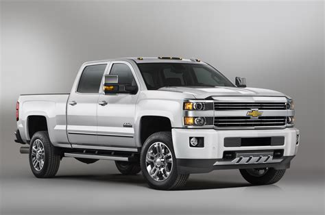 Chevy Hd Trucks by 2015 Chevrolet Silverado 2500hd High Country Top Speed