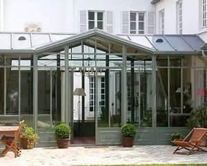 Véranda Fer Forgé : prix des v randas en fer forg et acier 2018 ~ Premium-room.com Idées de Décoration