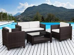 Salon De Jardin En Promo : salon jardin promotion ~ Teatrodelosmanantiales.com Idées de Décoration