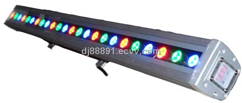 24 3w rgb led wall washer building light purchasing