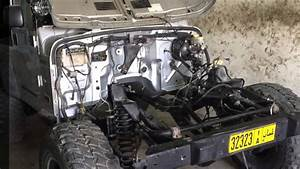 Jeep Wrangler Swap To V8 Vortec 5 3 Engine