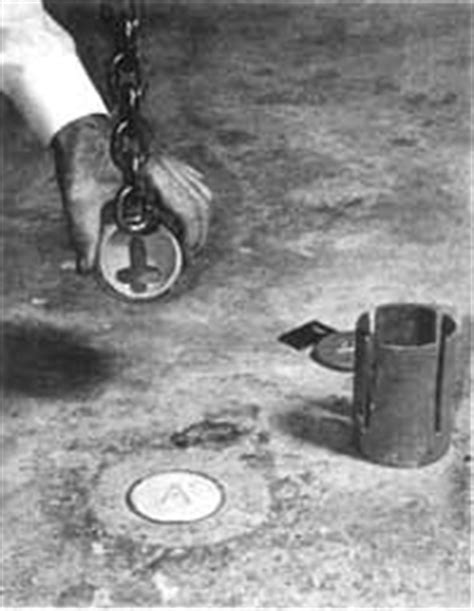 Installation and Removal Instructions for Floor Anchor Pot