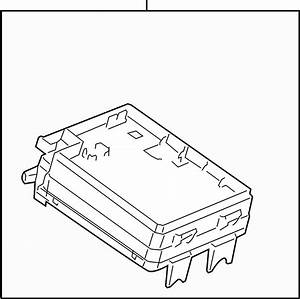 Chevrolet Sonic Fuse Box  1 4 Liter Turbo
