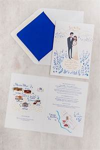 best 25 map wedding invitation ideas on pinterest With blue line wedding invitations