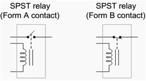 spst relay wiring diagram somurichcom