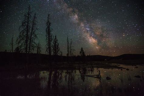 7 National Parks With Unforgettable Nighttime Views Mnn