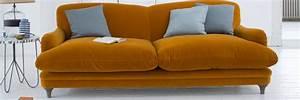 orange sofa best 25 orange sofa ideas on pinterest living With orange velvet sectional sofa