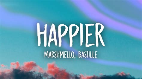 Marshmello Ft. Bastille