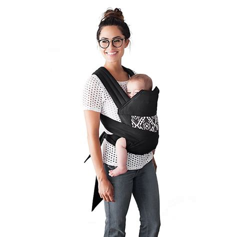 Moby® Mei Tai Secrets of Salvador Baby Carrier in Black ...