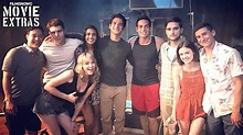 TRUTH OR DARE   On-set visit with cast & crew - YouTube