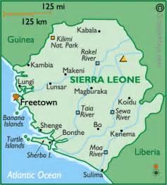 Sierra Leone Sierra Leone