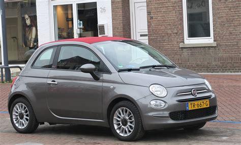 Gambar Mobil Fiat 500 by Fiat 500 ďalšia Gener 225 Cia Tohto Modelu Bude Už Len Elektrick 225