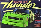 A History of Monogram's 1/24 Days of Thunder NASCAR Kits