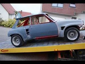 Renault 5 Turbo 2 A Restaurer : restauration renault 5 turbo 2 youtube ~ Gottalentnigeria.com Avis de Voitures