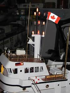 Model Marina For Radio Control Scale Ships And Boats