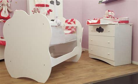 chambre altea mini chambre bébé altéa blanc avec plan à langer