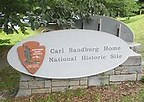 Image result for Carl Sandburg Home National Historic Site
