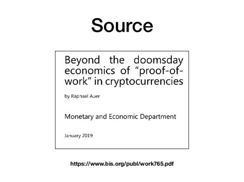 It's the computational solution to the famous byzantine generals problem. Bitcoin and Proof of Work