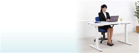 dwight standing desk gif 電動昇降デスク スタンディングデスク で社員の健康をサポート サンワサプライ株式会社