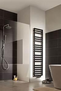 Seche Serviette Programmable : s che serviettes radiateur bien chauffer sa salle de bains c t maison ~ Nature-et-papiers.com Idées de Décoration