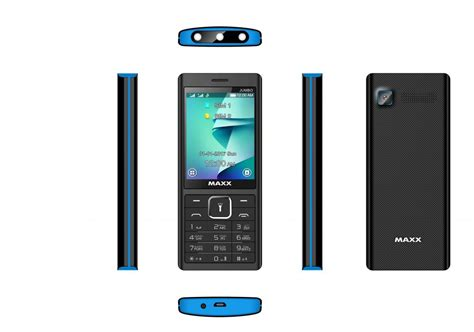 Maxx Mobile by Maxx Mobile Releases Jumbo With 3 Led Torch In Rs 1725