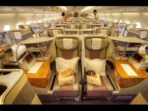 siege a380 emirates luxury in the sky emirates a380 zrh dxb business class