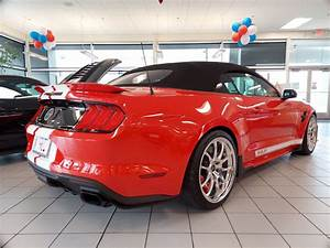 New 2020 Ford Mustang GT Premium Convertible in Wilmington #M20025 | Sheridan Ford