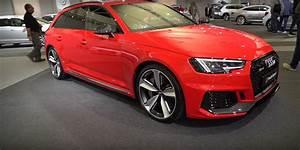 Audi Rs 4 : 2018 audi rs4 avant carbon edition looks good in red ~ Melissatoandfro.com Idées de Décoration