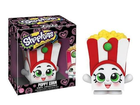 Funko Shopkins Poppy Corn Vinyl Collectible Toy | StackSocial