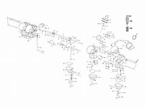 Keihin Fcr Racing Carburetor Parts Diagram
