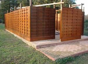 Claustra De Jardin : cloture de jardin en claustra ~ Premium-room.com Idées de Décoration