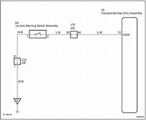 Toyota Push Switch Wiring Diagram