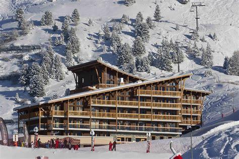 chalet des neiges la cime des arcs savoie mont blanc savoie et haute savoie alpes