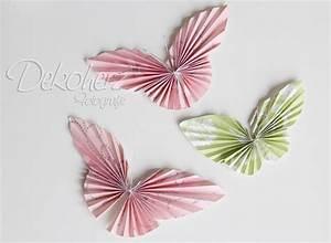 Origami Schmetterling Anleitung : gallerphot schmetterlinge basteln vorlage ~ Frokenaadalensverden.com Haus und Dekorationen