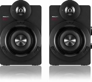 Bluetooth Lautsprecher Laut : kabellose stereo lautsprecher mit bluetooth bts5000b 10 philips ~ Eleganceandgraceweddings.com Haus und Dekorationen