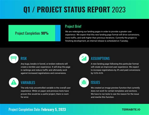 customizable annual report design templates examples