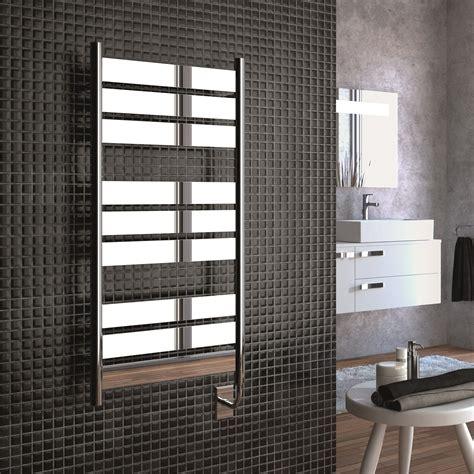 apollo electric heated towel warmer  add luxury
