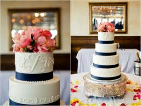 35 navy and a blush of coral wedding color palette ideas