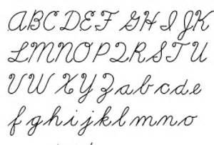 Free Cursive Handwriting Fonts
