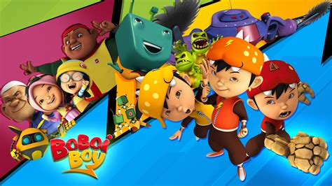 cinema boboiboy tv series collection