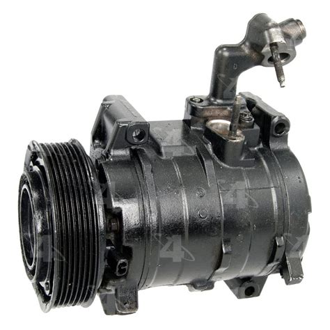 automobile air conditioning service 2007 honda element electronic valve timing four seasons 174 honda element 2003 2011 a c compressor