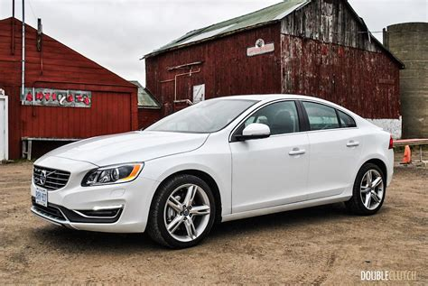 Volvo S60 T5 0 60 by 2016 Volvo S60 T5 Special Edition Doubleclutch Ca