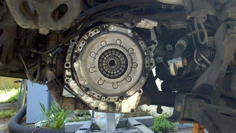 ford focus manual transmission clutch removal replacement