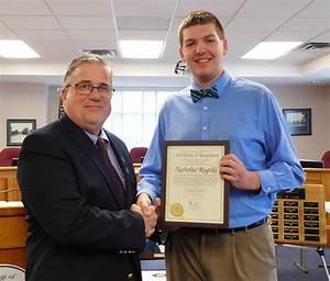 Youth Hall of Fame Award winner - Westside News