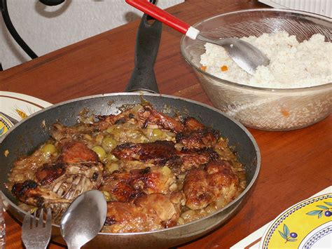 early cuisine senegalese cuisine