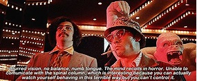 Top 10 picture quotes from movie Fear and Loathing in Las ...