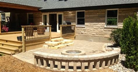 concrete patio louisville ky paver patio prospect middletown louisville ky