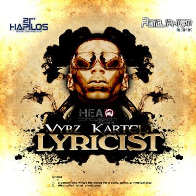 dancehall news flying  vybz kartel lyricist