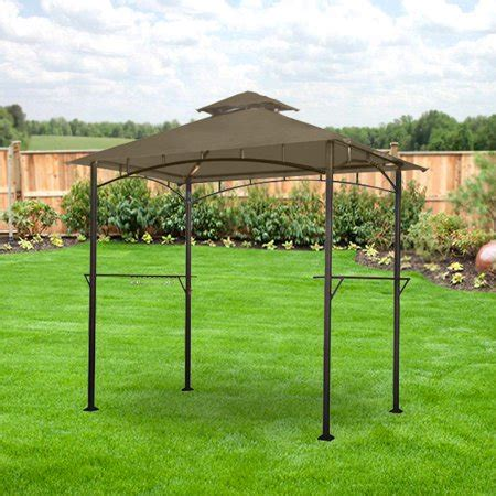 grill gazebo canopy garden winds replacement canopy top for the lighted grill
